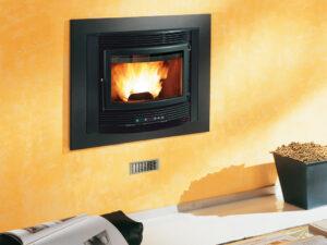 Catalogo Extraflame Recuperador de calor Pellets Comfort Idro