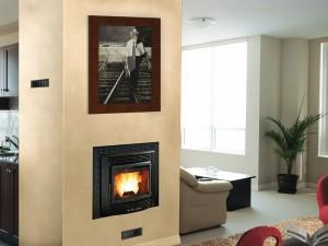 Catalogo Extraflame Recuperador de calor Pellets Comfort Maxi