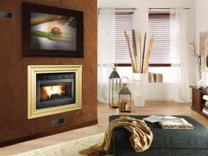 Catalogo Extraflame Recuperador de calor Pellets Comfort Mini
