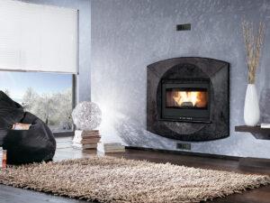 Catalogo Extraflame Recuperador de calor Pellets Comfort Plus