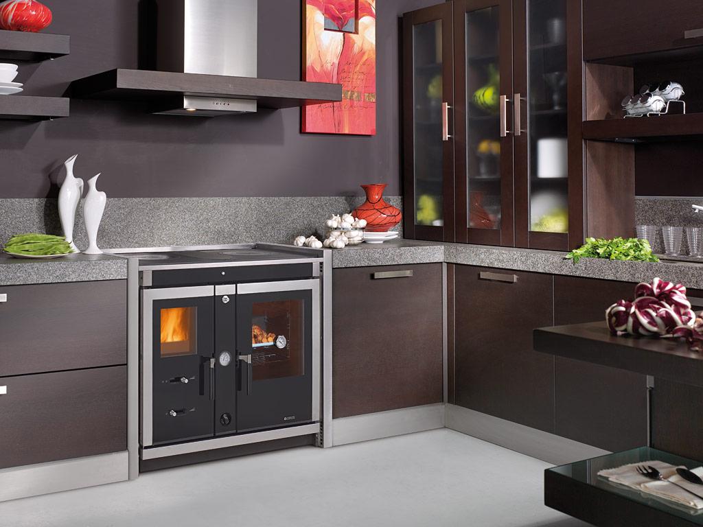 Fog O A Lenha Arquivos Recuperadores De Calor M L E Solu Es  ~ Fogao A Lenha Cozinha Moderna