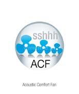 ACF Acustic Comfort Fan