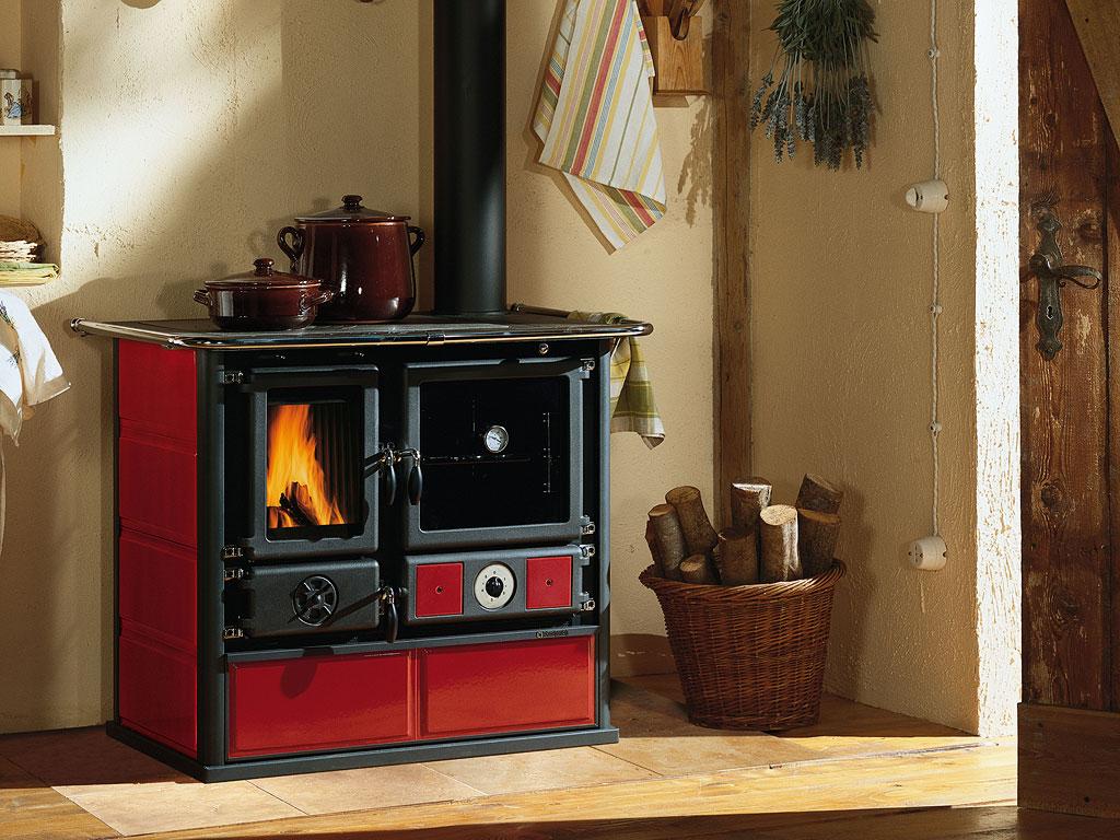 Fog o aquecimento central nordica a lenha termo rosa dsa - Termostufe a pellet nordica prezzi ...